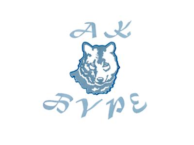 Логотип Ак Буре
