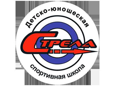 Логотип Стрела