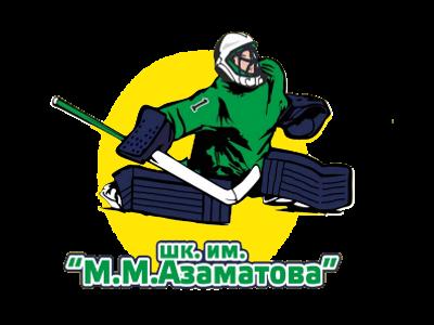 Логотип Школа М.М. Азаматова
