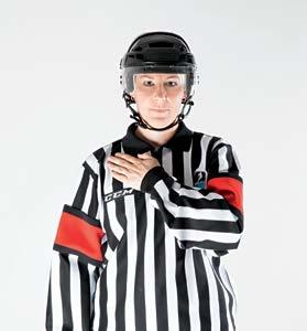 Запрещенный силовой прием (женский хоккей) правило 169