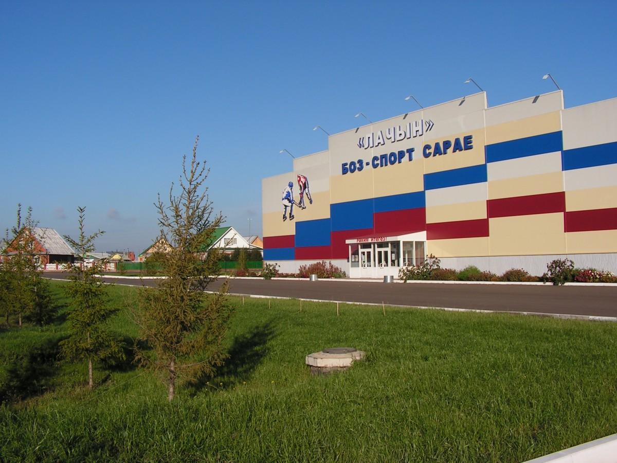 МУ Ледовый дворец спорта «Лачын»