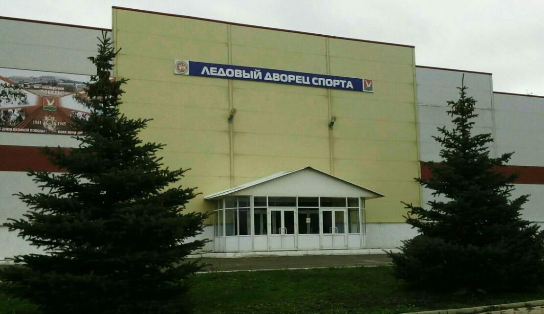 Ледовый дворец спорта «Алтын алка»