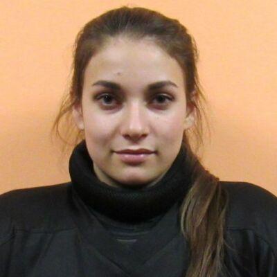 Бахонкина Елизавета